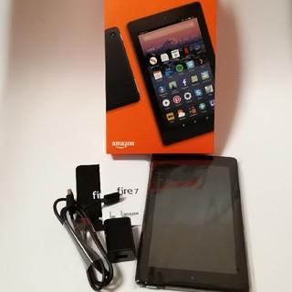 アンドロイド(ANDROID)のFire 7 タブレット (7インチディスプレイ) 16GB - 第7世代(タブレット)