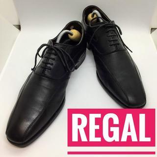 リーガル(REGAL)のREGAL(リーガル) 革靴 ストレートチップ 24.5cm(ドレス/ビジネス)