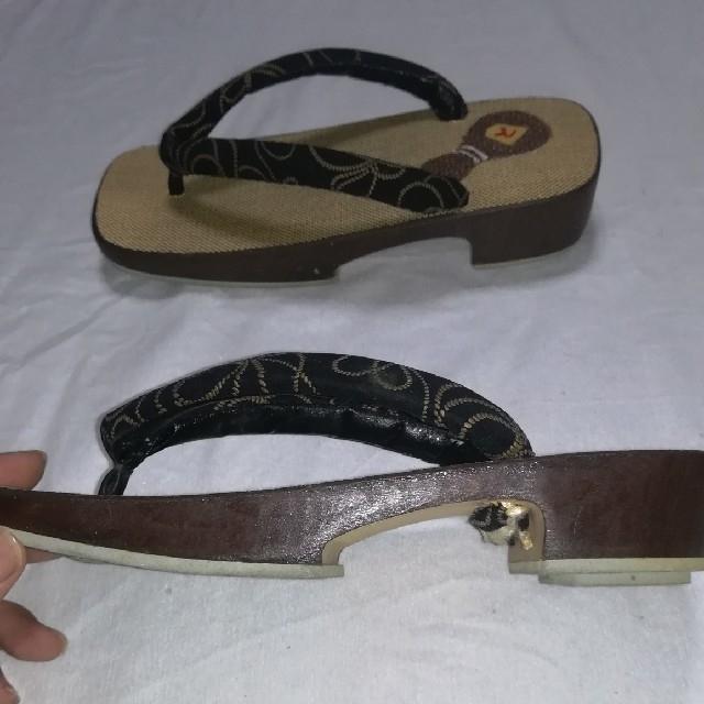 下駄 メンズの靴/シューズ(下駄/草履)の商品写真
