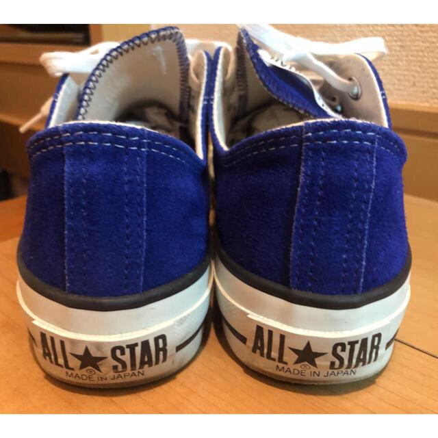 CONVERSE(コンバース)の【CONVERSE】SUEDE ALL STAR J OX レディースの靴/シューズ(スニーカー)の商品写真