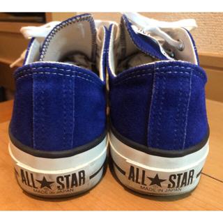 コンバース(CONVERSE)の【CONVERSE】SUEDE ALL STAR J OX(スニーカー)