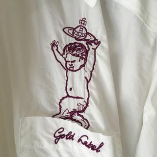 ヴィヴィアンウエストウッド(Vivienne Westwood)のヴィヴィアン ウエストウッド サティアアナーキーシャツ(シャツ/ブラウス(長袖/七分))