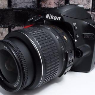 Nikon - ★超美品★Nikon D3200レンズキット