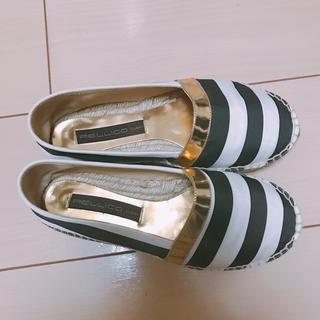 ペリーコ(PELLICO)のpellico ペリーコ22.5cm(ローファー/革靴)