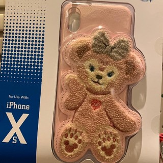 香港ディズニー 限定 最新作 iPhone XR. XS. ケース ダッフィー