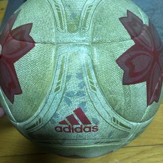 アディダス(adidas)の天皇杯ボール 公式 【値下げ可!!】(ボール)