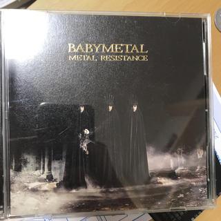 ベビーメタル(BABYMETAL)のMETAL RESISTANCE 初回生産限定(ポップス/ロック(邦楽))