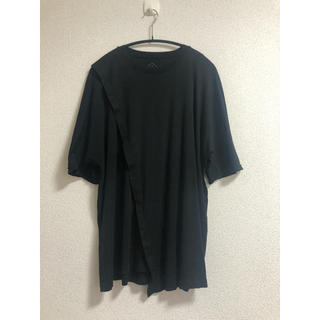 ヨウジヤマモト(Yohji Yamamoto)のエトセンス レイヤードtシャツ 18ss(Tシャツ/カットソー(半袖/袖なし))