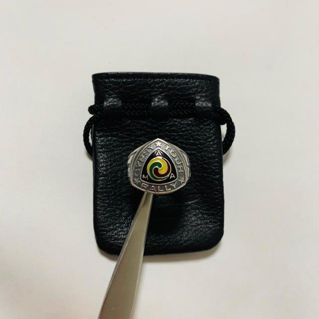 TOYS McCOY(トイズマッコイ)の定価以下 トイズマッコイ AMA RING シルバーリング 指輪 TMA1427 メンズのアクセサリー(リング(指輪))の商品写真