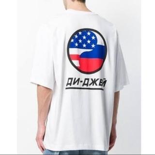 COMME des GARCONS - ゴーシャラブチンスキー Gosha Rubchinskiy Tシャツ
