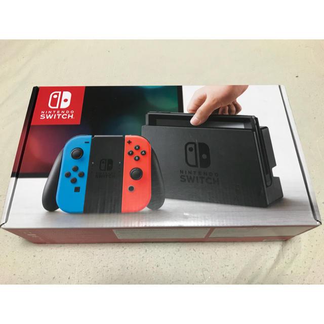 Nintendo Switch(ニンテンドースイッチ)の任天堂 スイッチ Switch エンタメ/ホビーのテレビゲーム(家庭用ゲーム本体)の商品写真