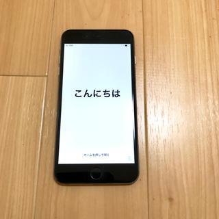 Apple - 【バッテリー100%】iPhone 6 Plus 128 GB au