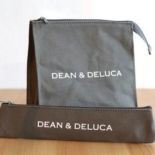 ディーンアンドデルーカ(DEAN & DELUCA)のMarisol5月号付録 DEAN&DELUCA ランチバッグ&カトラリーポーチ(弁当用品)