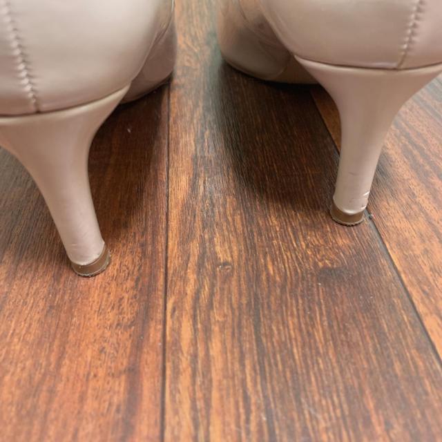 ZARA(ザラ)のZARAエナメルパンプス♡2300→ レディースの靴/シューズ(ハイヒール/パンプス)の商品写真
