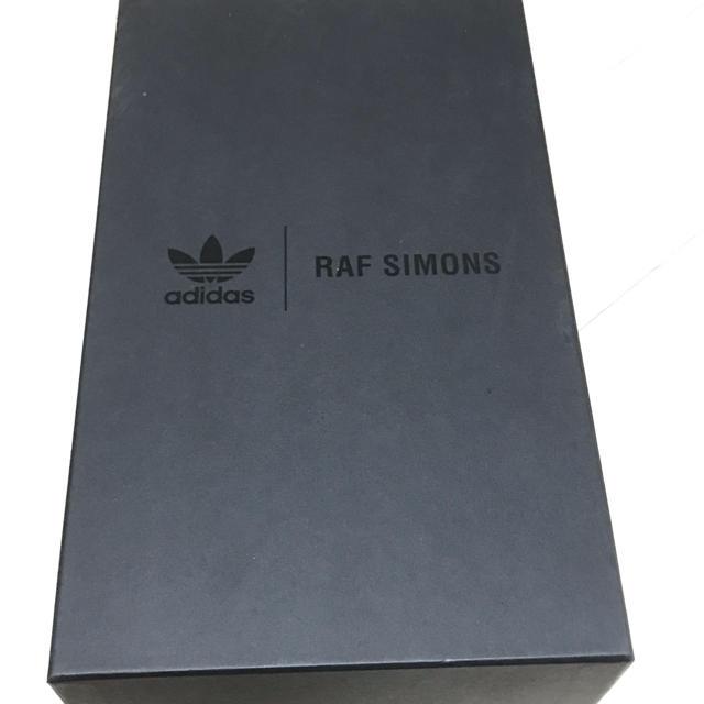 adidas(アディダス)のadidas RAF simons STAN  新品 27.5cm stan メンズの靴/シューズ(スニーカー)の商品写真