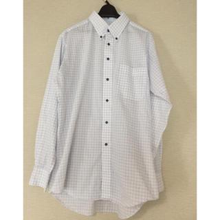 ユニクロ(UNIQLO)のメンズ チェックYシャツ(シャツ)