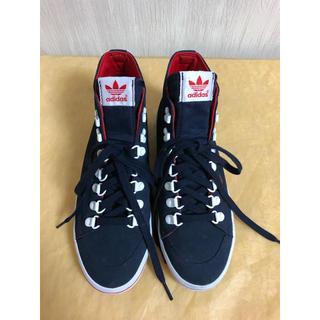 アディダス(adidas)のアディダス * adidas ハイカットスニーカー (23.5㎝) (スニーカー)