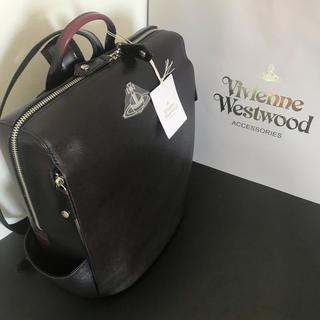 ヴィヴィアンウエストウッド(Vivienne Westwood)の❇︎ラスト1点 完美❇︎ 新品 ヴィヴィアン ADVAN パープル(リュック/バックパック)