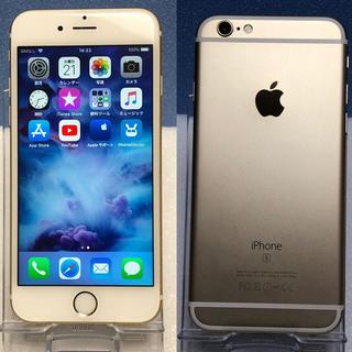 アップル(Apple)のiPhone 6s Gold 64 GB SIMフリー 【美品】(スマートフォン本体)