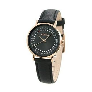 フルラ(Furla)のFURLA フルラ 腕時計 ブラック 4251121505(腕時計)