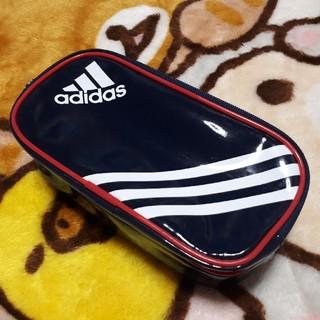 アディダス(adidas)のadidas ペンケース エナメルペンケース エナメルポーチ(ペンケース/筆箱)