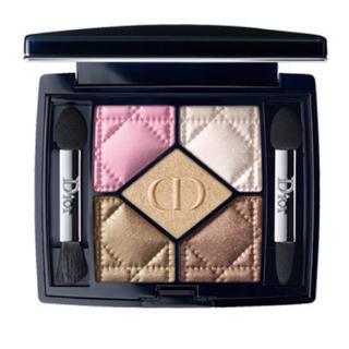 ディオール(Dior)の【限定】Diorディオールサンククルール726ピンクブリーズ(アイシャドウ)