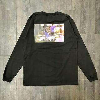 シュプリーム(Supreme)のstraiiightロンTMサイズ(Tシャツ(長袖/七分))