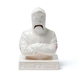 ネイバーフッド(NEIGHBORHOOD)のNEIGHBORHOOD x BAPE CHAMBER WHITE 新品未開封(お香/香炉)