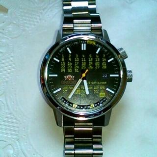 オリエント(ORIENT)のORIENT  オリエント  マルチイヤーカレンダー  WV0871ER(腕時計(アナログ))
