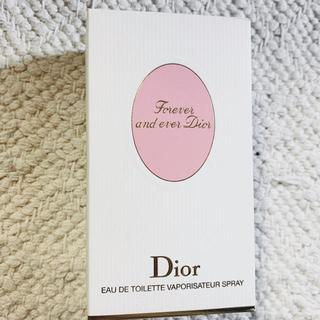 ディオール(Dior)のDior/ 50ml フォーエヴァー アンド エヴァー (香水(女性用))