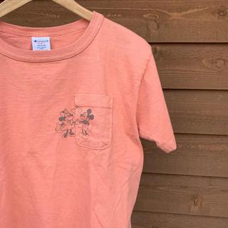 ロンハーマン(Ron Herman)のRonHerman別注 champion×Disney Tシャツ(Tシャツ/カットソー(半袖/袖なし))