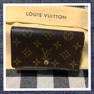 LOUIS VUITTON - LOUISVUITTON🍀Ꮮ字財布★正規品