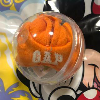 ギャップ(GAP)の未使用♡ GAP ブラナンベア パーカー オレンジ カプセルコレクション(キャラクターグッズ)