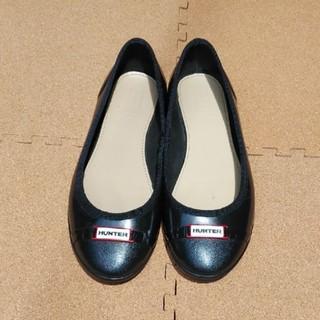 ハンター(HUNTER)のハンター レインシューズ パンプス バレエシューズ(レインブーツ/長靴)