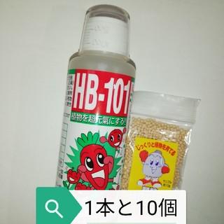 フローラHB-101原液100cc1本と顆粒約10g10個送料·税込み価格です。
