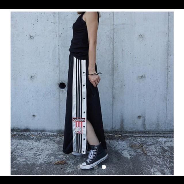 adidas(アディダス)のアディダスadidas★レア♥️アディブレイクロングスカート★オリジナルス レディースのスカート(ロングスカート)の商品写真