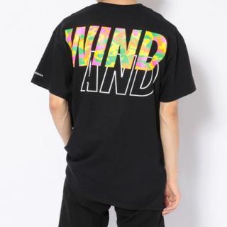ロンハーマン(Ron Herman)のWIND AND SEA × ROYAL FLASH 別注 tシャツ(Tシャツ/カットソー(半袖/袖なし))