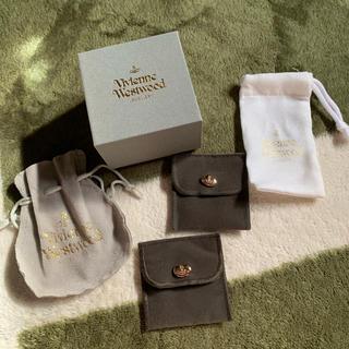 ヴィヴィアンウエストウッド(Vivienne Westwood)のVivienne Westwood箱と巾着(ショップ袋)