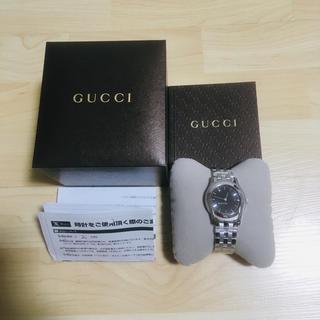 グッチ(Gucci)の新品・未使用 GUCCI 腕時計(腕時計(アナログ))