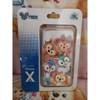 香港ディズニー 限定 ダッフィー フレンズ iPhone  XR カバー ケース