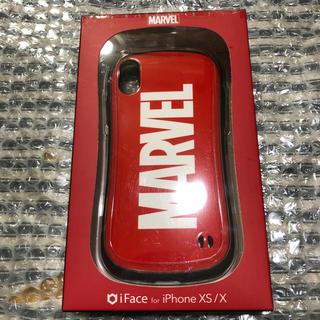 MARVEL マーベル iFace  XS カバー