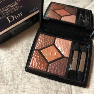ディオール(Dior)のDior 限定 サンククルール 786 ラテ ワイルドアース(アイシャドウ)