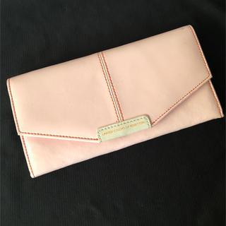 ベネトン(BENETTON)のベネトン ピンクの長財布(財布)