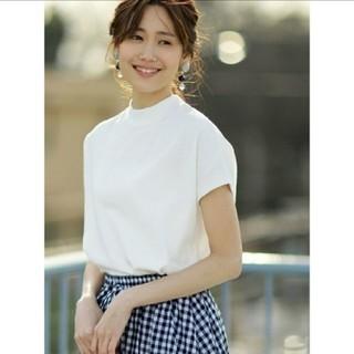 coen - 今季人気商品 coen  USAコットンハイネックTシャツ  ◆新品未開封