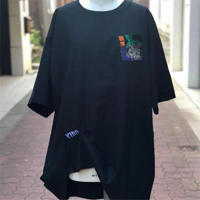 kidill キディル  tシャツ メンズのトップス(Tシャツ/カットソー(半袖/袖なし))の商品写真