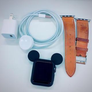 アップル(Apple)のApple Watch series2 Nike+ ミッキー(腕時計(デジタル))