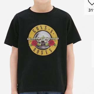GU - 新品 GU 130㎝ TシャツGuns'n Roses