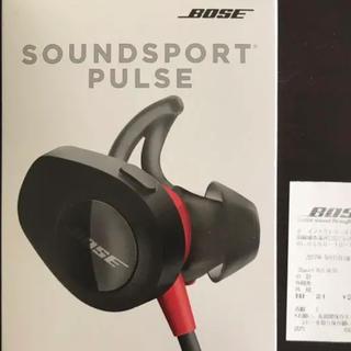 Bose soundsport pulse wirelessイヤホン