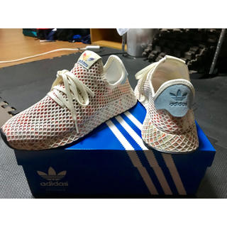 アディダス(adidas)のadidas originals DEERUPT(スニーカー)