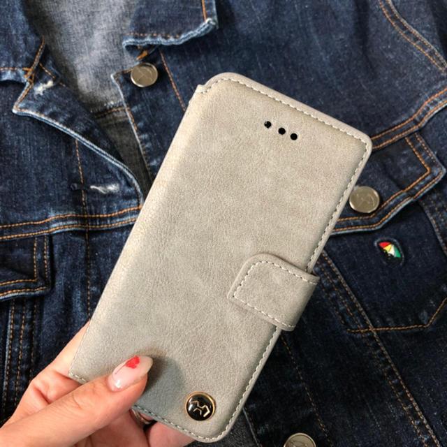 iphone xr ケース ブルーライト強化ガラス | 本牛革ケース☆iPhone7.8.x.xs.XR.xs max手帳ケース(^O^の通販 by モンキースター's shop|ラクマ